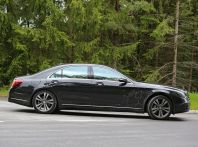 Nuova Mercedes Classe S: foto spia e maggiori dettagli