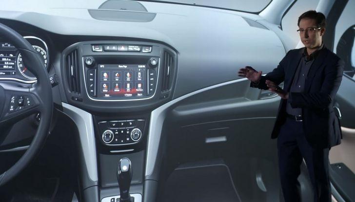 Nuova Opel Zafira - Foto 3 di 8