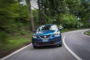 Nuova Suzuki Baleno S test drive