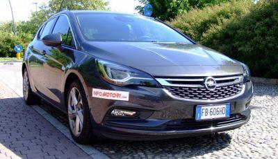 Opel Astra 1.6 CDTI Innovation: prova su strada, consumi e prezzi