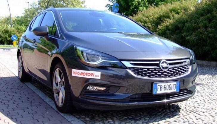 Opel Astra 1.6 CDTI Innovation: prova su strada