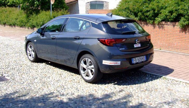 Opel Astra 1.6 CDTI Innovation: prova su strada, consumi e prezzi - Foto 21 di 25