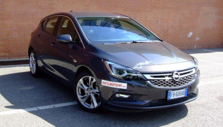 Opel Astra 1.6 CDTI Innovation: prova su strada, consumi e prezzi - Foto 13 di 25