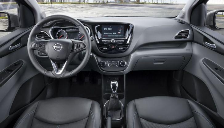 Opel Karl GPL Tech, 100 km con tre euro: il Test Drive - Foto 37 di 37