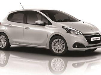 Nuova Peugeot 208 GPL PureTech 82