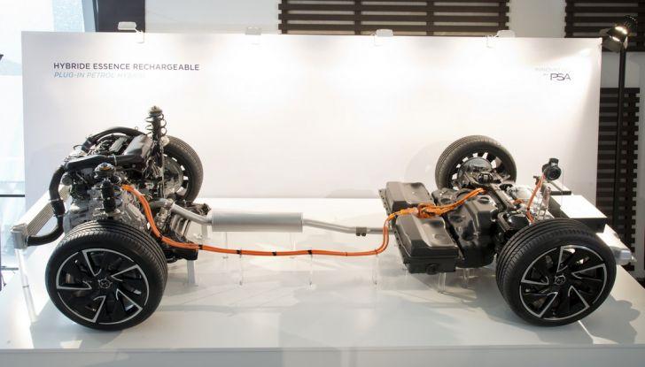 PSA Groupe: nuove soluzioni elettriche per veicoli ibridi ed elettrici - Foto 3 di 9