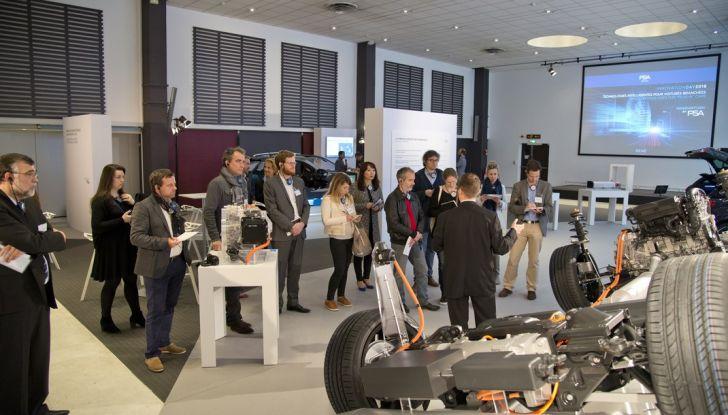 PSA Groupe: nuove soluzioni elettriche per veicoli ibridi ed elettrici - Foto 9 di 9