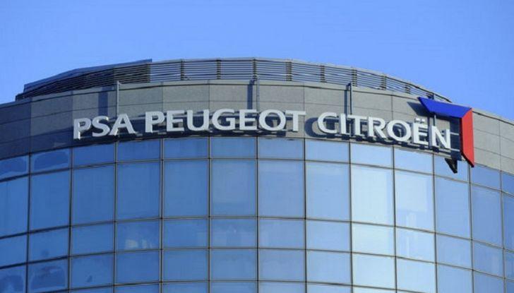 PSA Groupe: nuove soluzioni elettriche per veicoli ibridi ed elettrici - Foto 6 di 9
