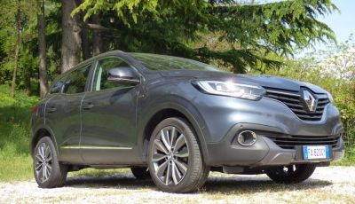 Renault Kadjar Bose 130 CV 4×4 prova su strada, prezzi e dotazioni