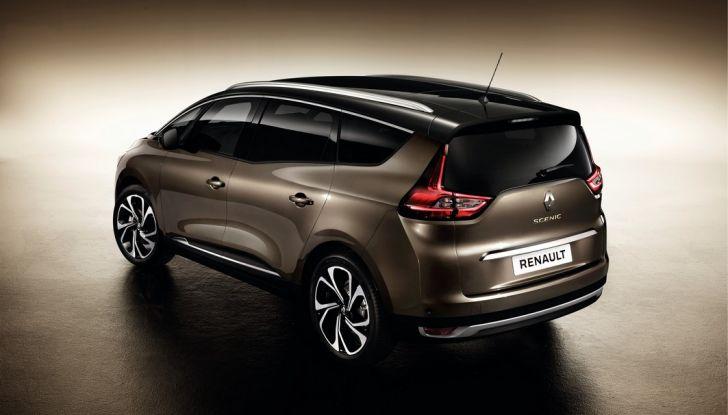 Nuova Renault Grand Scenic - Foto 11 di 11