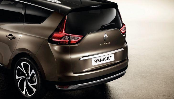 Nuova Renault Grand Scenic - Foto 4 di 11