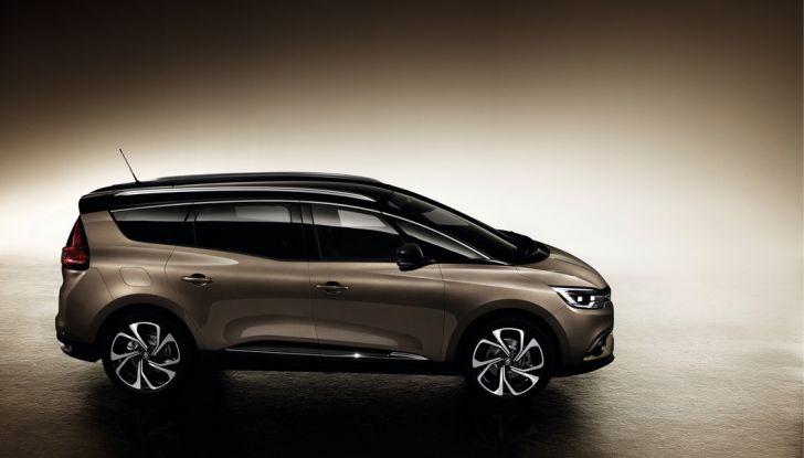 Nuova Renault Grand Scenic - Foto 8 di 11