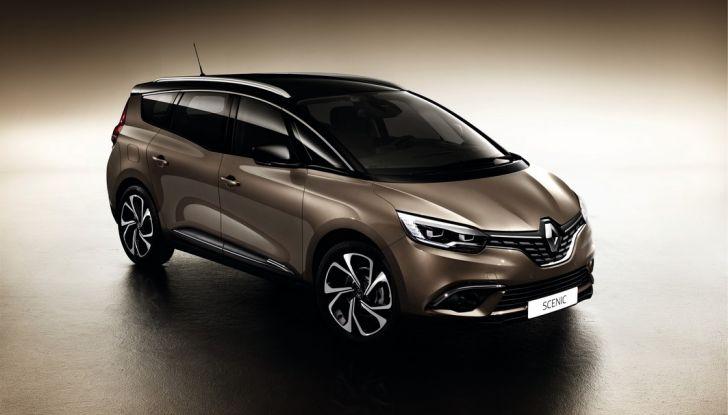 Nuova Renault Grand Scenic - Foto 2 di 11