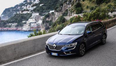 Nuova Renault Talisman Sporter: prova su strada, allestimenti, motori e prezzi