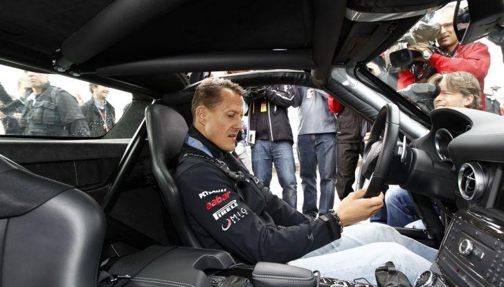 Schumacher, condannate le testate che pubblicarono notizie false - Foto 10 di 10