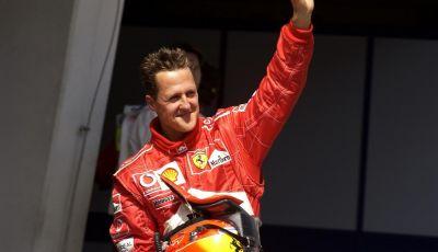 Micheal Schumacher è cosciente e riesce ad alzarsi