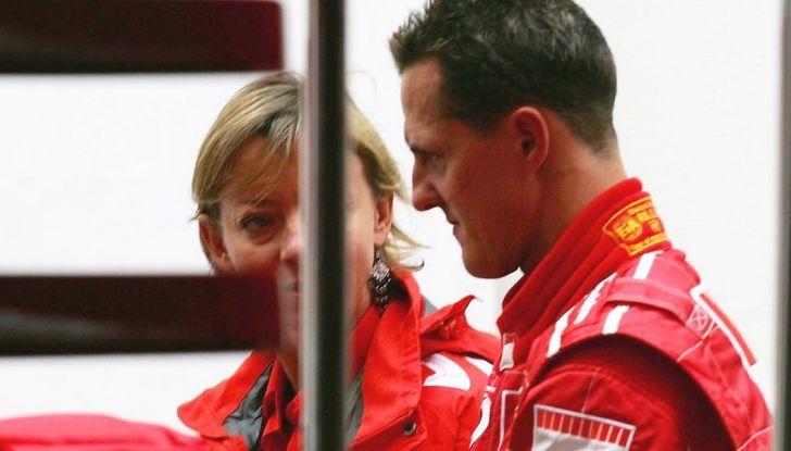 Schumacher, condannate le testate che pubblicarono notizie false - Foto 7 di 10