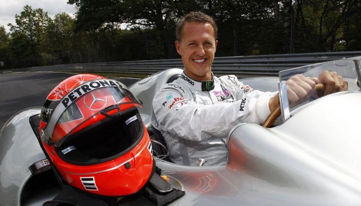 Schumacher, condannate le testate che pubblicarono notizie false - Foto 9 di 10