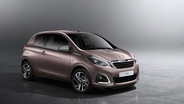"""Peugeot 108, nuova campagna con la canzone """"Una come te"""" di Cesare Cremonini - Foto 10 di 10"""