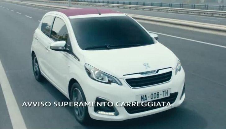 """Peugeot 108, nuova campagna con la canzone """"Una come te"""" di Cesare Cremonini - Foto 5 di 10"""