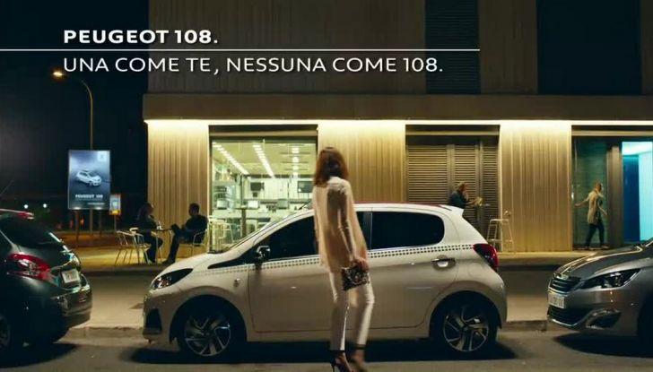 """Peugeot 108, nuova campagna con la canzone """"Una come te"""" di Cesare Cremonini - Foto 4 di 10"""