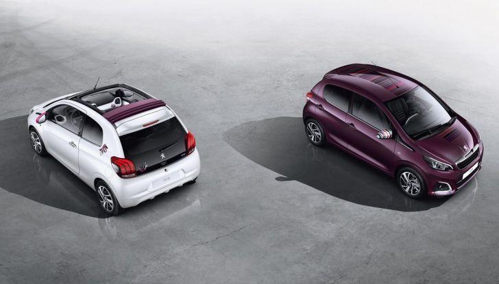"""Peugeot 108, nuova campagna con la canzone """"Una come te"""" di Cesare Cremonini - Foto 8 di 10"""