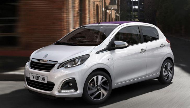 """Peugeot 108, nuova campagna con la canzone """"Una come te"""" di Cesare Cremonini - Foto 9 di 10"""