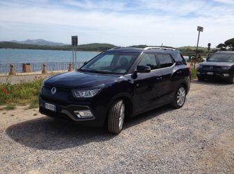 SsangYong XLV: prova su strada, motori, prezzi e allestimenti