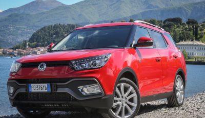 Ssangyong XLV: il primo crossover wagon del marchio coreano