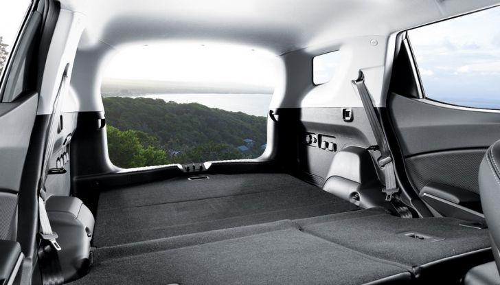 Ssangyong XLV: il primo crossover wagon del marchio coreano - Foto 14 di 15