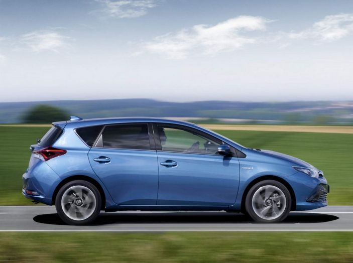Toyota tocca quota 9 milioni di auto ibride vendute nel mondo - Foto 5 di 14