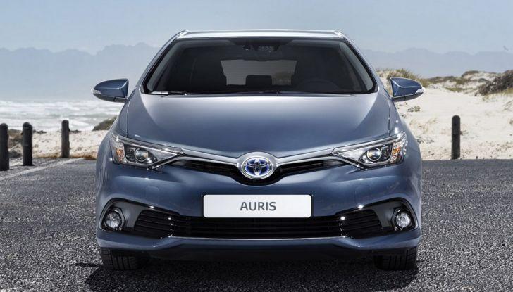 Toyota tocca quota 9 milioni di auto ibride vendute nel mondo - Foto 2 di 14