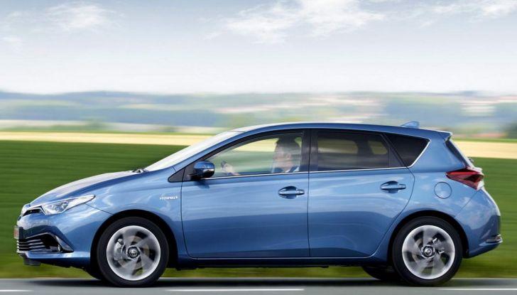 Toyota tocca quota 9 milioni di auto ibride vendute nel mondo - Foto 6 di 14