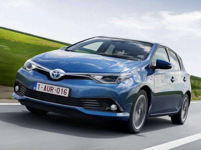 Toyota tocca quota 9 milioni di auto ibride vendute nel mondo - Foto 7 di 14