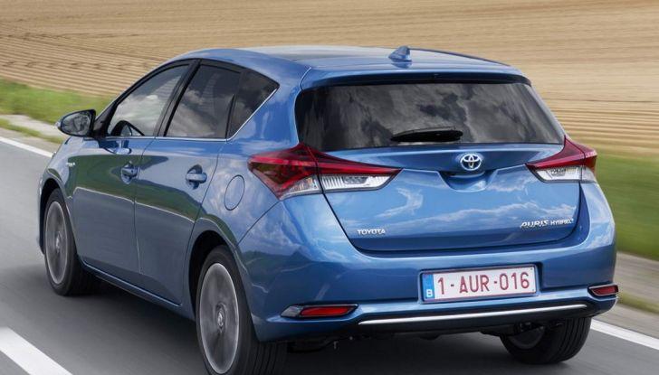 Toyota tocca quota 9 milioni di auto ibride vendute nel mondo - Foto 8 di 14