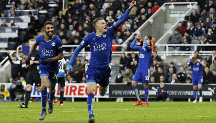 mercedes classe B elettrica in dono giocatori del Leicester City