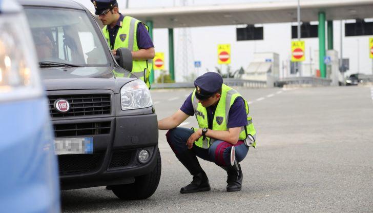 La Polizia Stradale pronta a 10mila controlli extra sulle gomme auto - Foto 9 di 10
