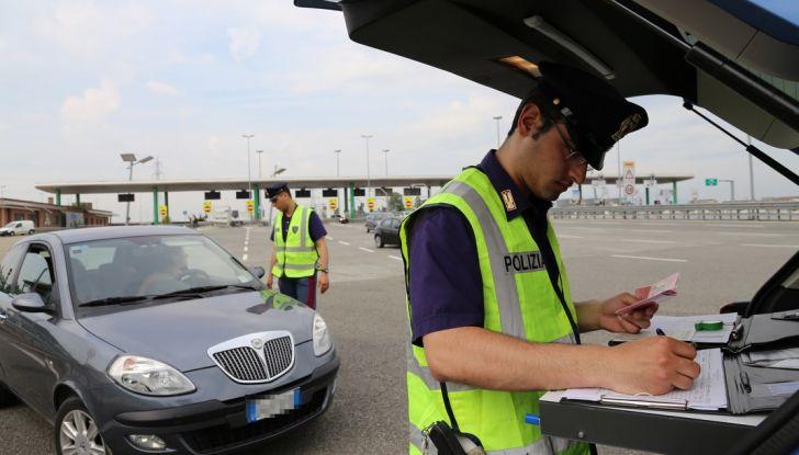 La Polizia Stradale pronta a 10mila controlli extra sulle gomme auto - Foto 3 di 10