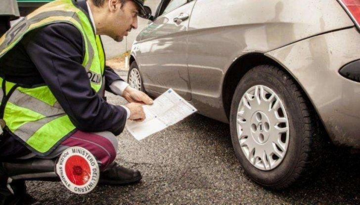 La Polizia Stradale pronta a 10mila controlli extra sulle gomme auto - Foto 5 di 10
