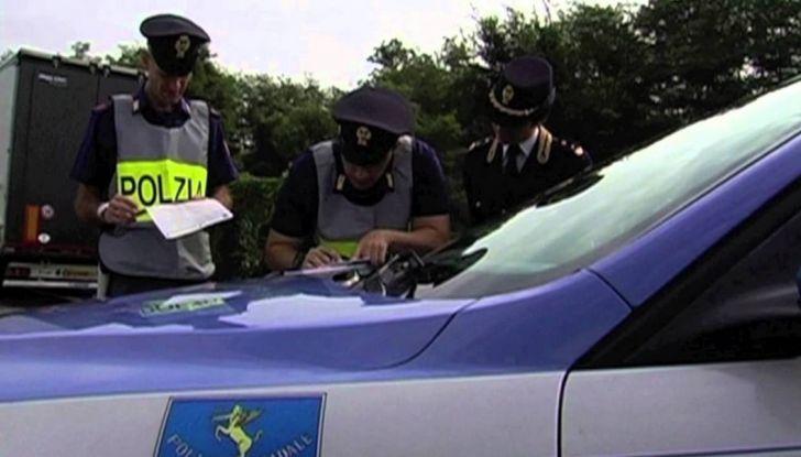 La Polizia Stradale pronta a 10mila controlli extra sulle gomme auto - Foto 10 di 10