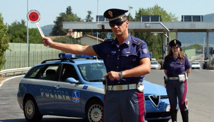 La Polizia Stradale pronta a 10mila controlli extra sulle gomme auto - Foto 4 di 10