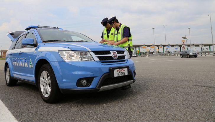 La Polizia Stradale pronta a 10mila controlli extra sulle gomme auto - Foto 6 di 10