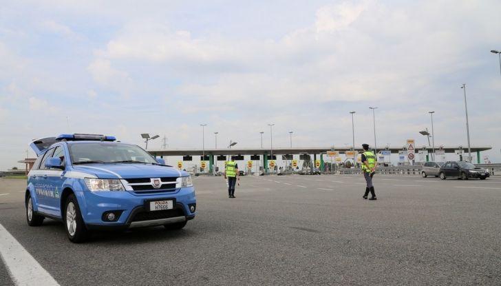 La Polizia Stradale pronta a 10mila controlli extra sulle gomme auto - Foto 7 di 10