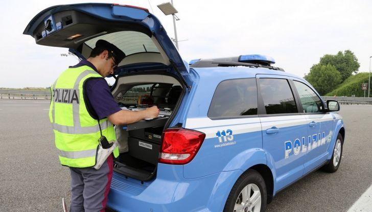 La Polizia Stradale pronta a 10mila controlli extra sulle gomme auto - Foto 8 di 10