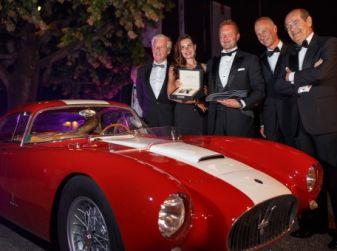 Maserati trionfa al Concorso d'Eleganza Villa d'Este