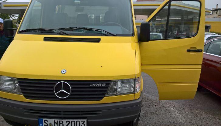 Mercedes Sprinter: prova su strada, allestimenti e prezzi - Foto 2 di 21