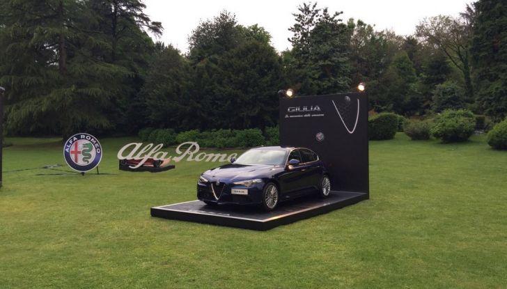 alfa romeo giulia test drive versione diesel