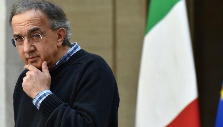 Sergio Marchionne lascia FCA per gravi condizioni di salute - Foto 8 di 9