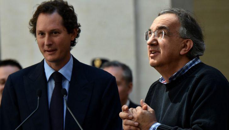 Morto Sergio Marchionne, l'uomo della rinascita Fiat e presidente Ferrari. Aveva 66 anni - Foto 7 di 9