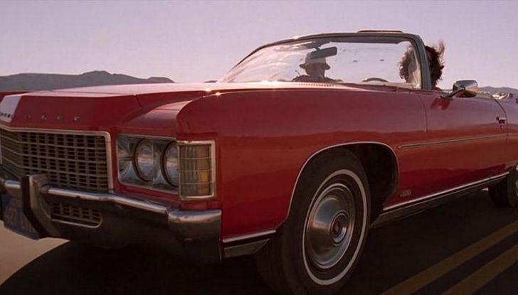 Le 10 auto che hanno fatto la storia nei film - Foto 10 di 11